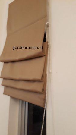 Roman Shade 10 gordenrumah.id