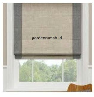 Roman Shade 13 gordenrumah.id