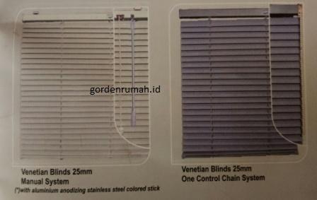 Horizontal Blind 02 gordenrumah.id